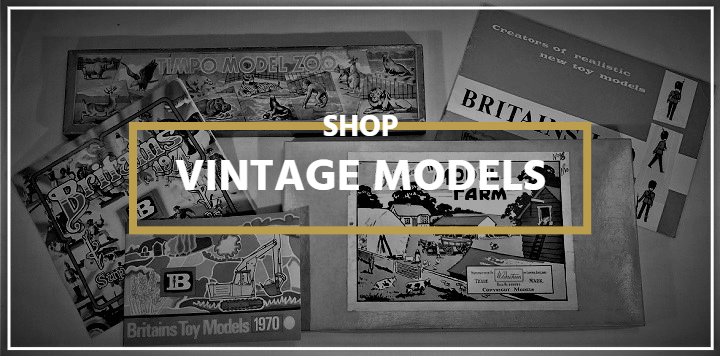 Shop for vintage toy models